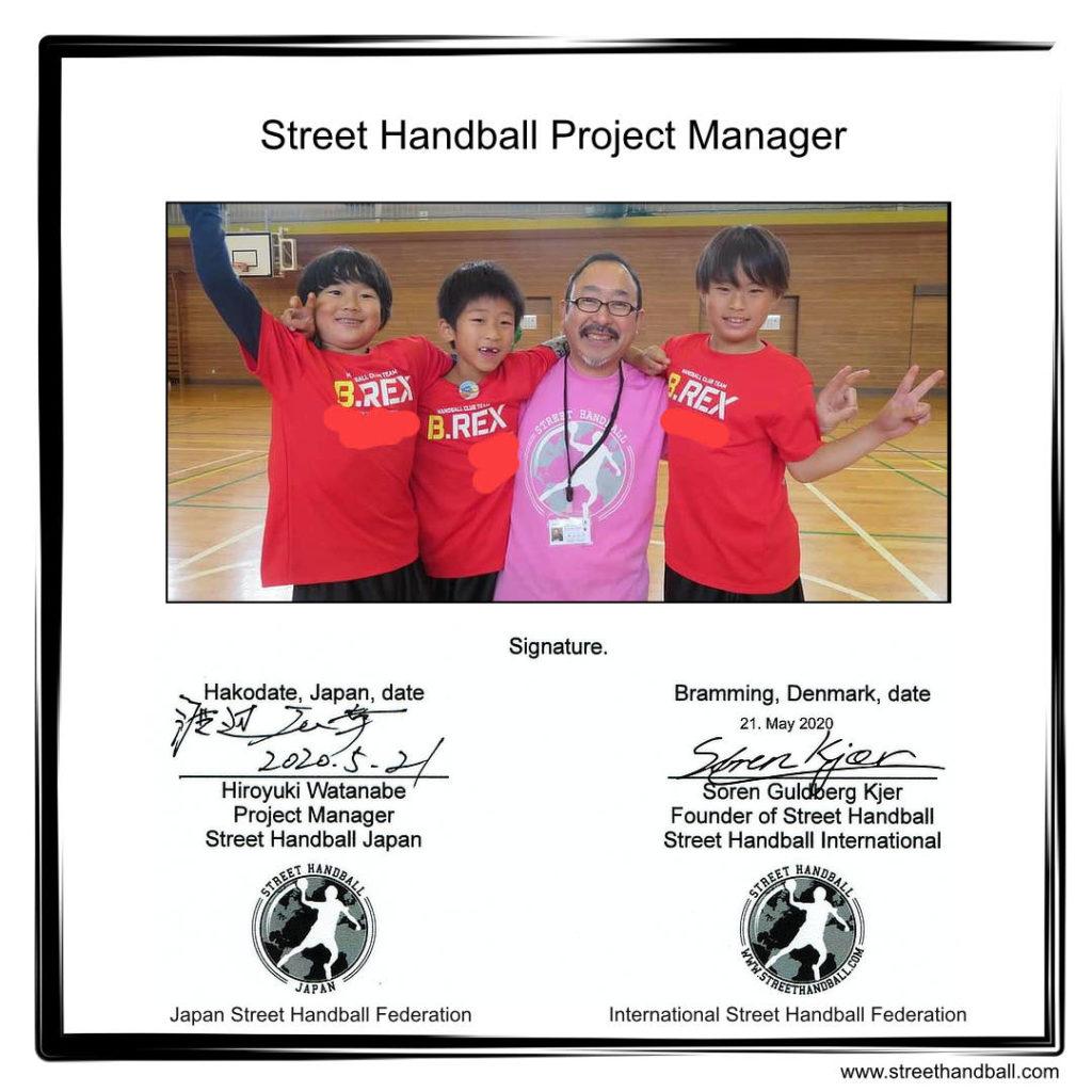 Street Handball Japan, 日本ストリートハンドボール