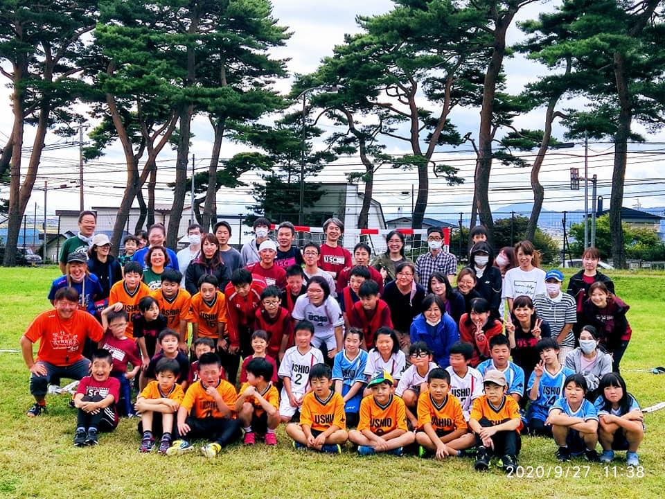 ストリートハンドボール 七飯赤松公園