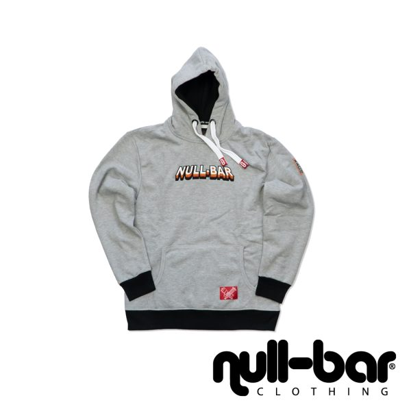 Null-bar Retro Grey Front