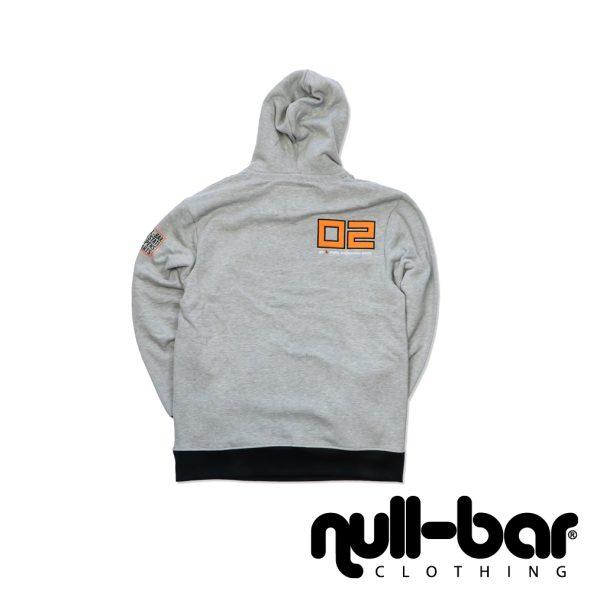 Null-bar Retro Grey Rear