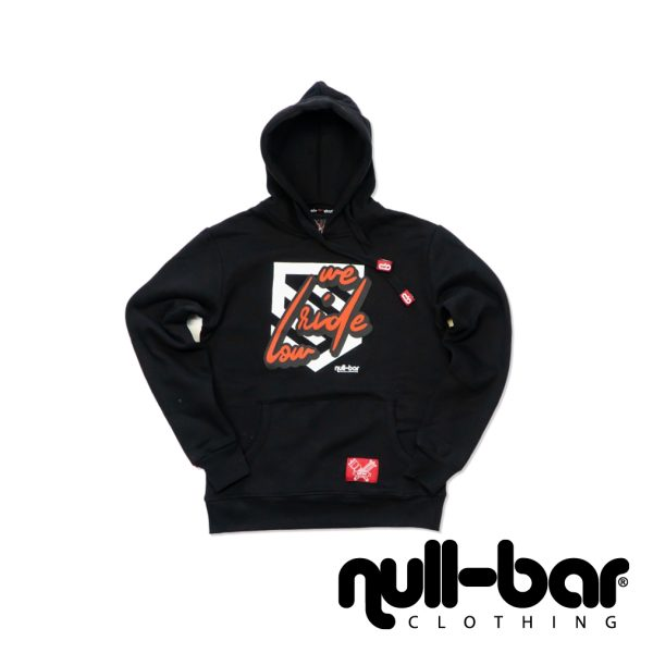 Null-bar We Ride Low Front