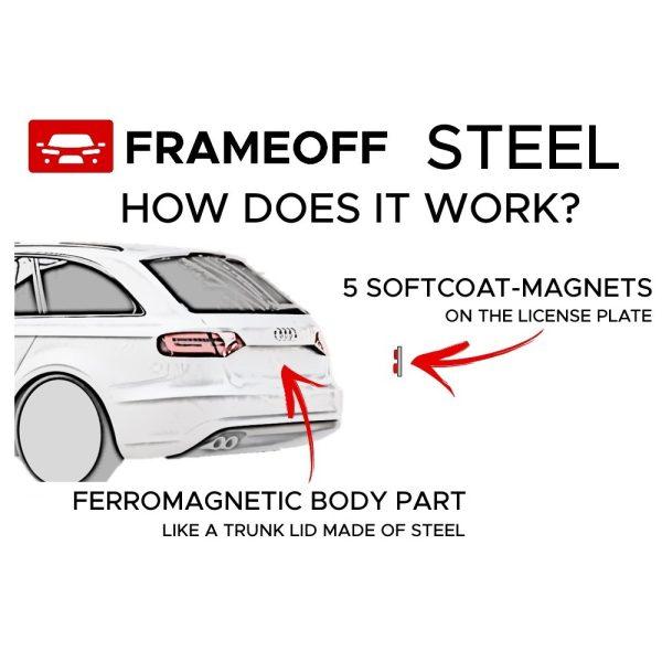 Frameoff – steel – 4