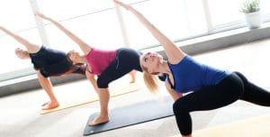 Billede af Yoga, mindfulness og meditation ved Stress Business