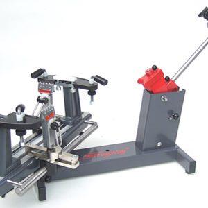 Hebel-Arm-Maschinen auf Tisch