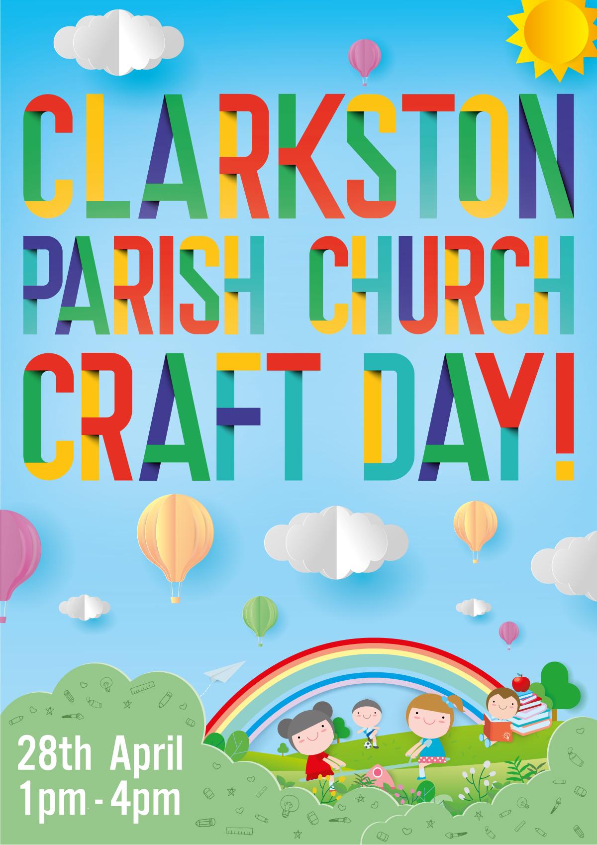 clarkston-craft-day
