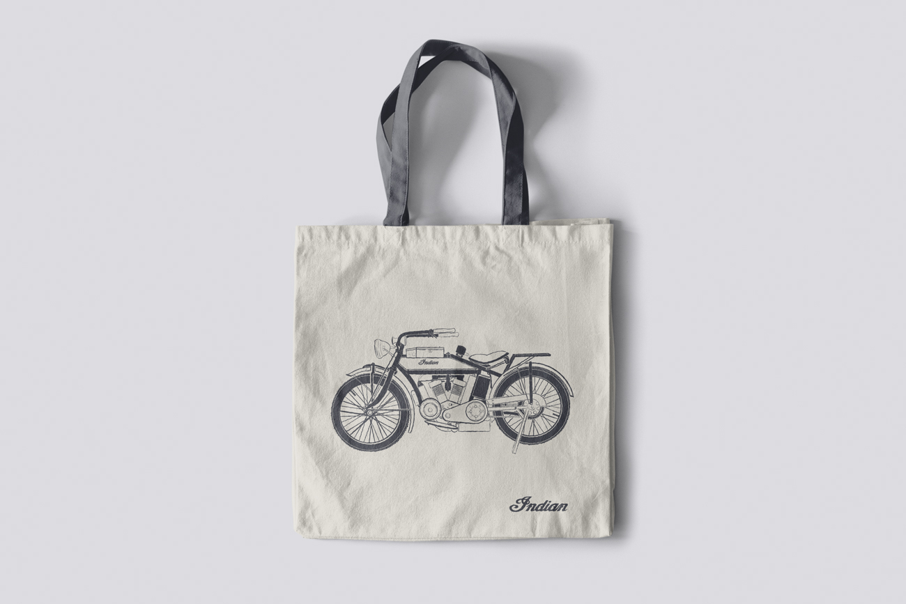 indian-bike-tote