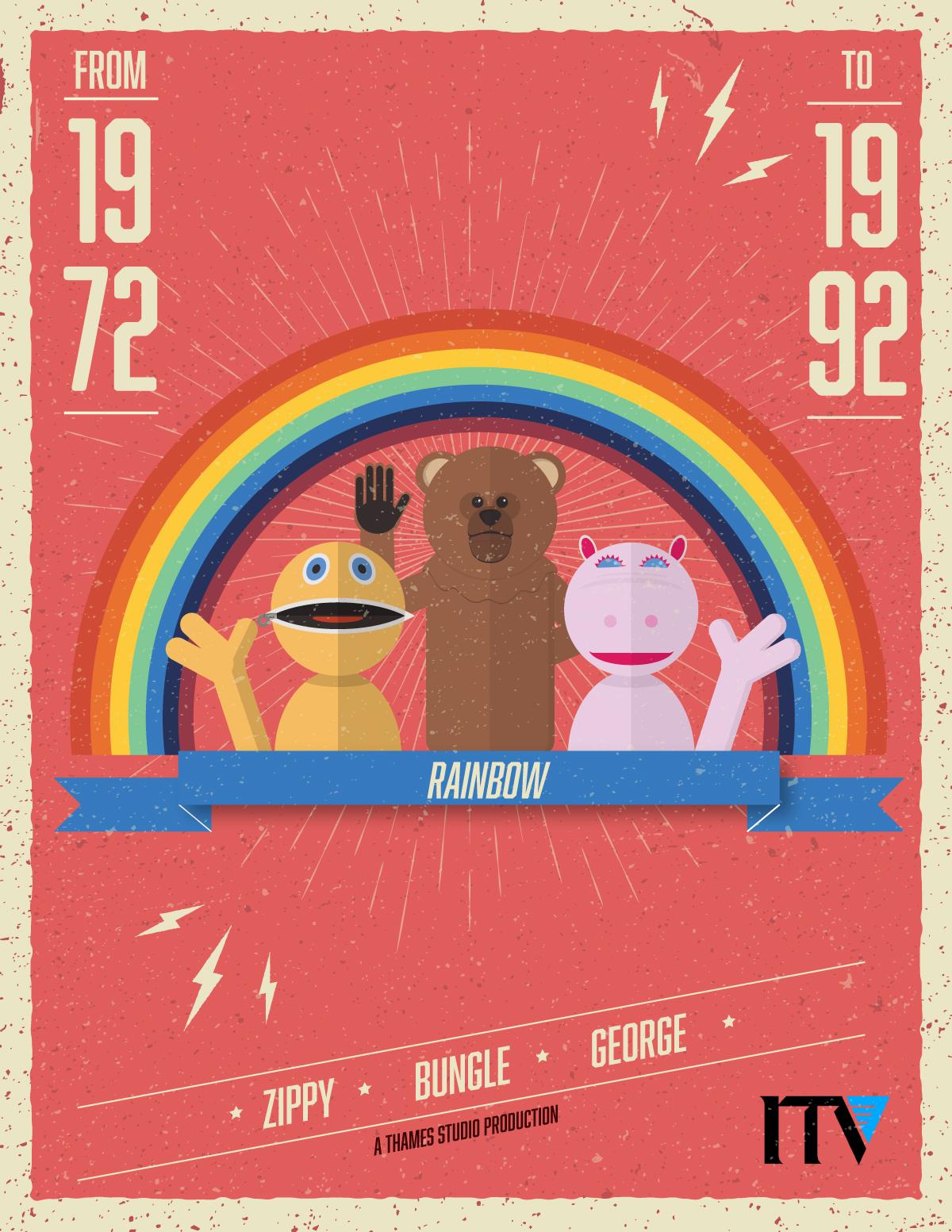 rainbow-poster