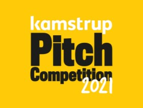 Kamstrup pitch competition 2021