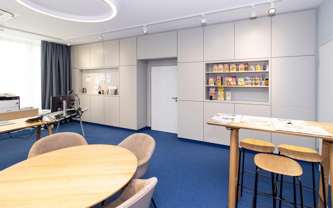 Leimer · Büro und Meetingraum
