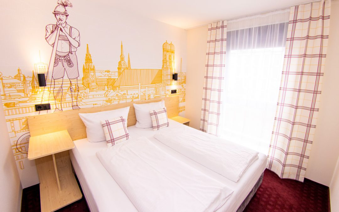 McDreams Hotels · Zimmer Refresh · Feldkirchen