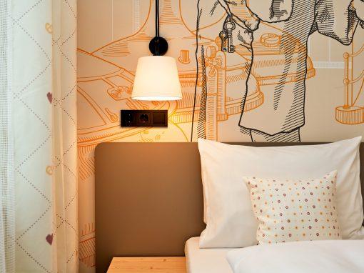 McDreams Hotels · Eching