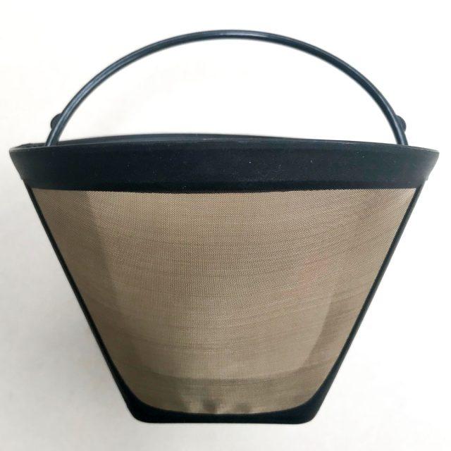 Reusable coffee filter environmental friendly