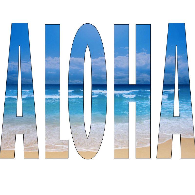 Aloha paradise - Studio Caro-lines