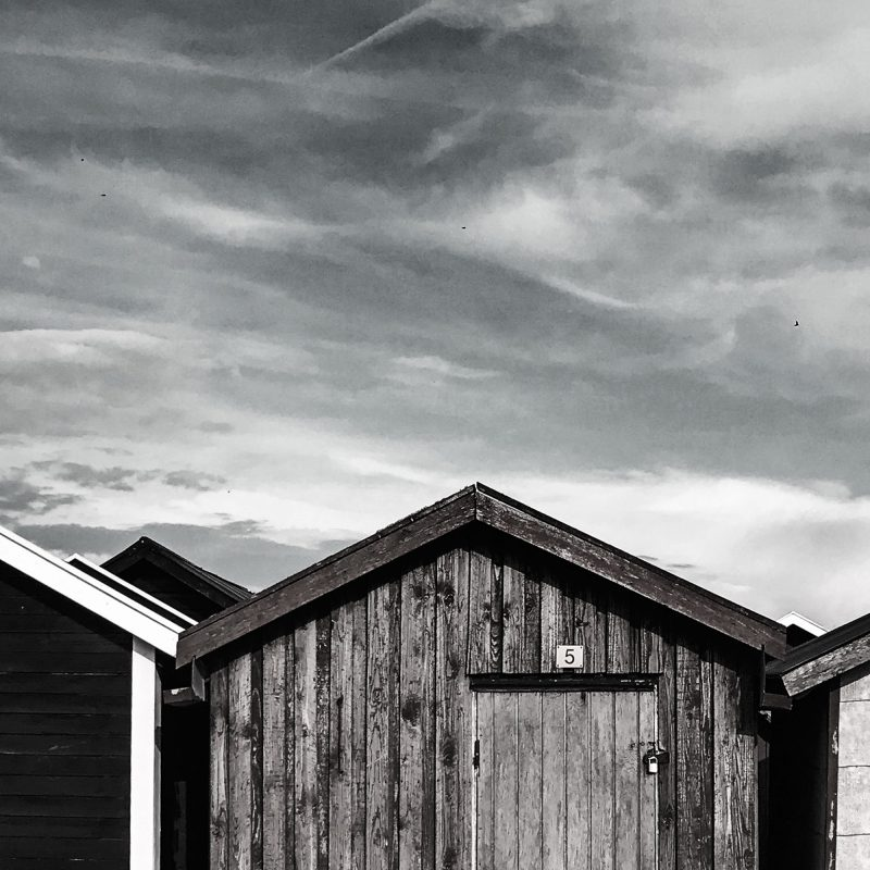 Fiskehoddorna i Skanör #1 - Studio Caro-lines