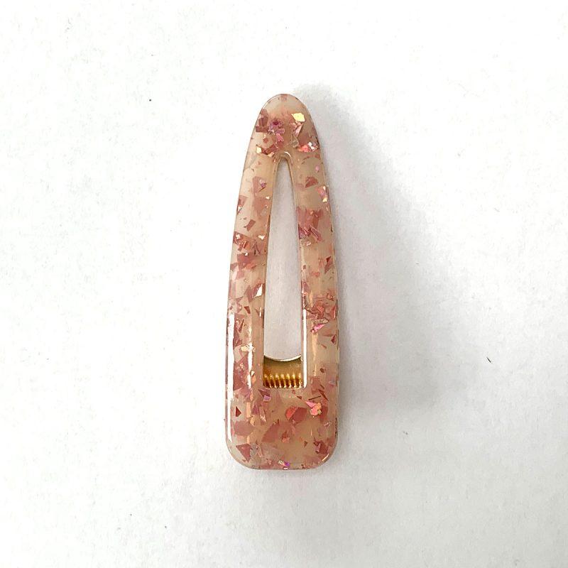 Hair clips jewellery