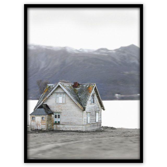 Ett hus i en fjord - Studio Caro-lines
