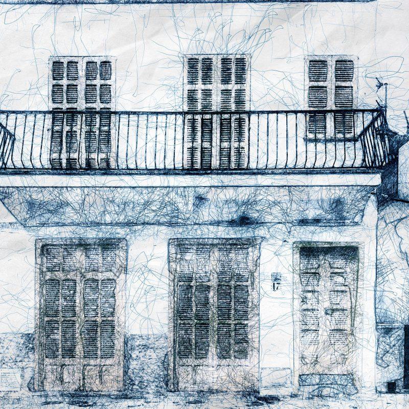 Ett hus på Mallorca - Studio Caro-lines