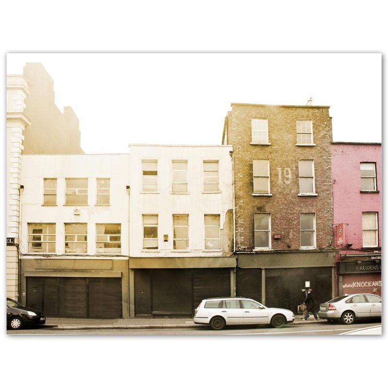 Byggnader i Dublin - Studio Caro-lines
