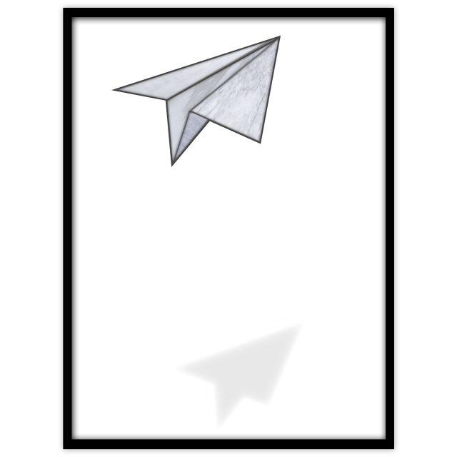 Marbelous plane - Studio Caro-lines