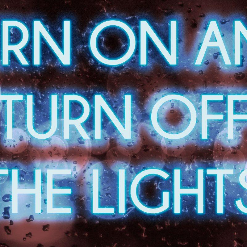 Neon: turn on the lights - Studio Caro-lines