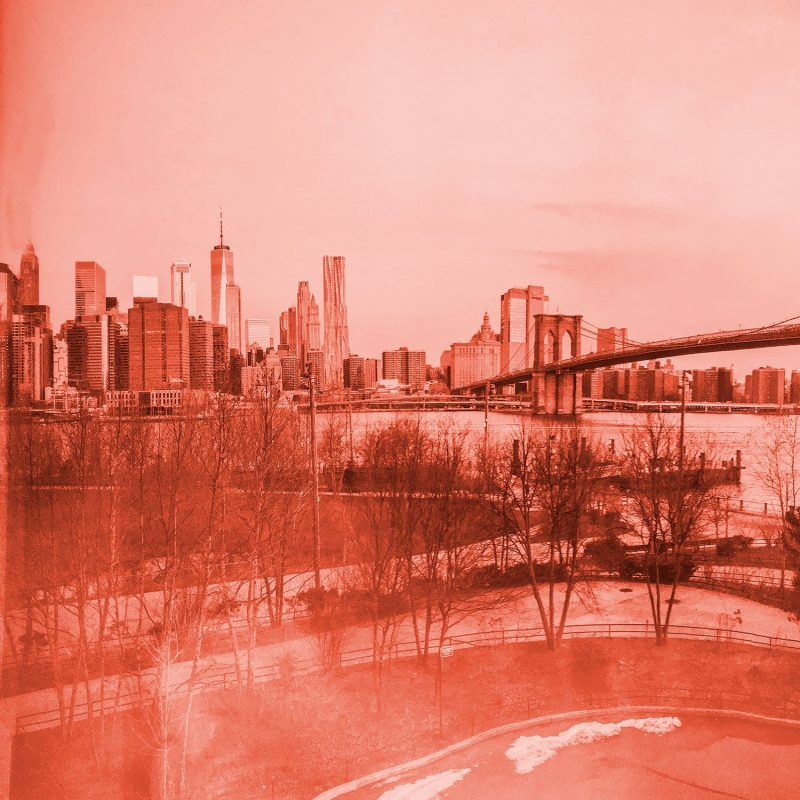 Red New York - Studio Caro-lines