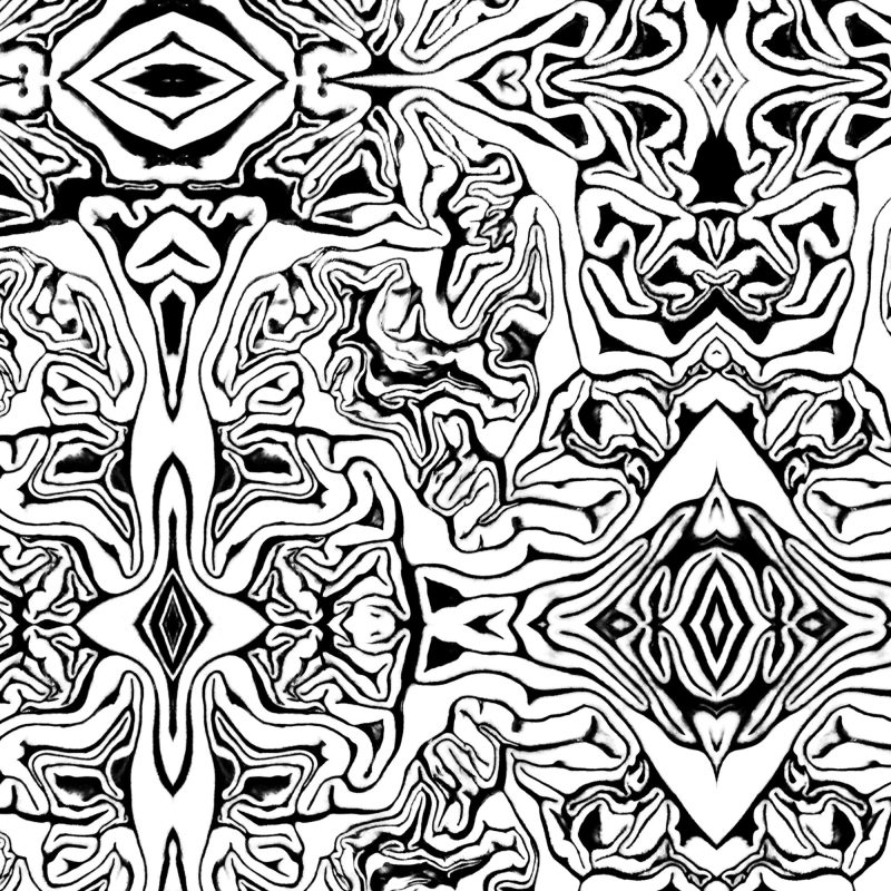 Rödkålslabyrint - Studio Caro-lines