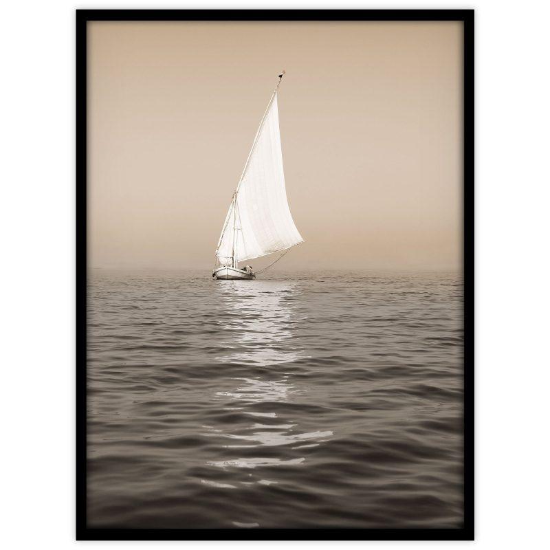 Skepp på Nilen - Studio Caro-lines