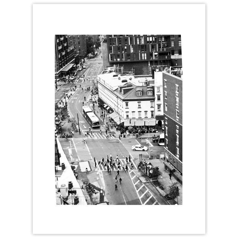Folk på gatan - Studio Caro-lines