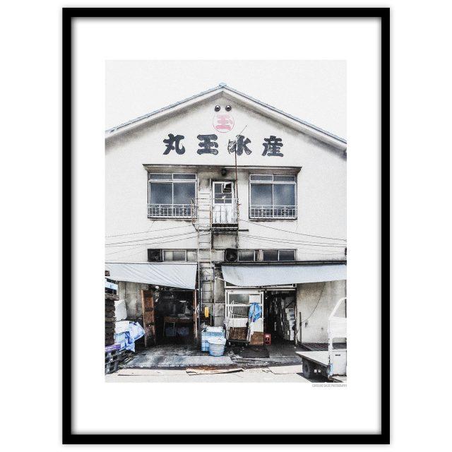 Fiskmarknaden Tsujiki - Studio Caro-lines
