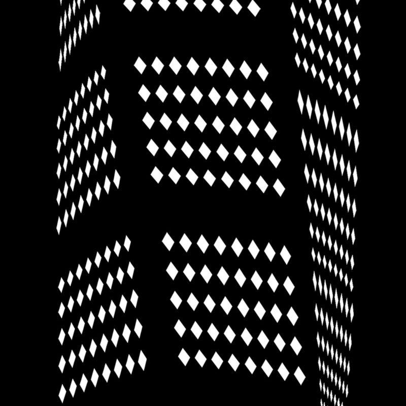 Turning Torso, Malmö (svart) - Studio Caro-lines