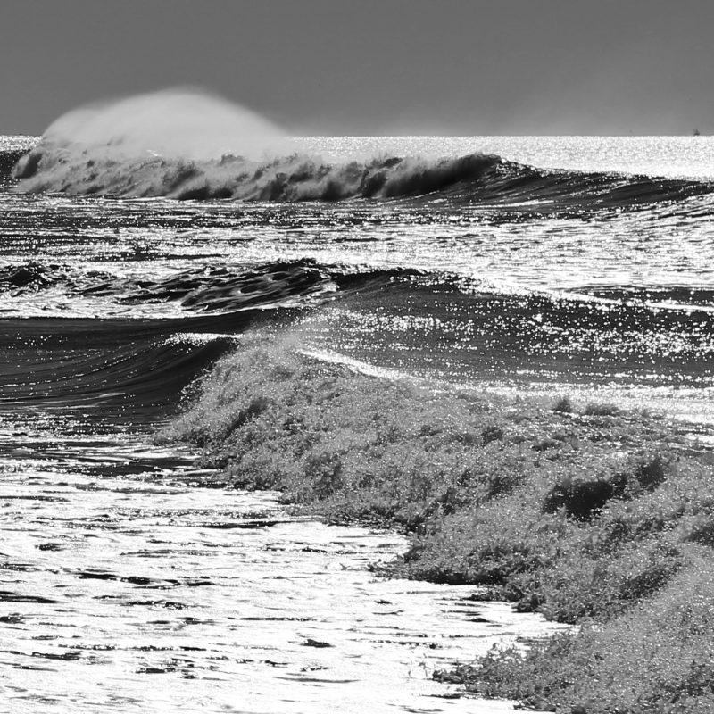 Vågor på havet - Studio Caro-lines