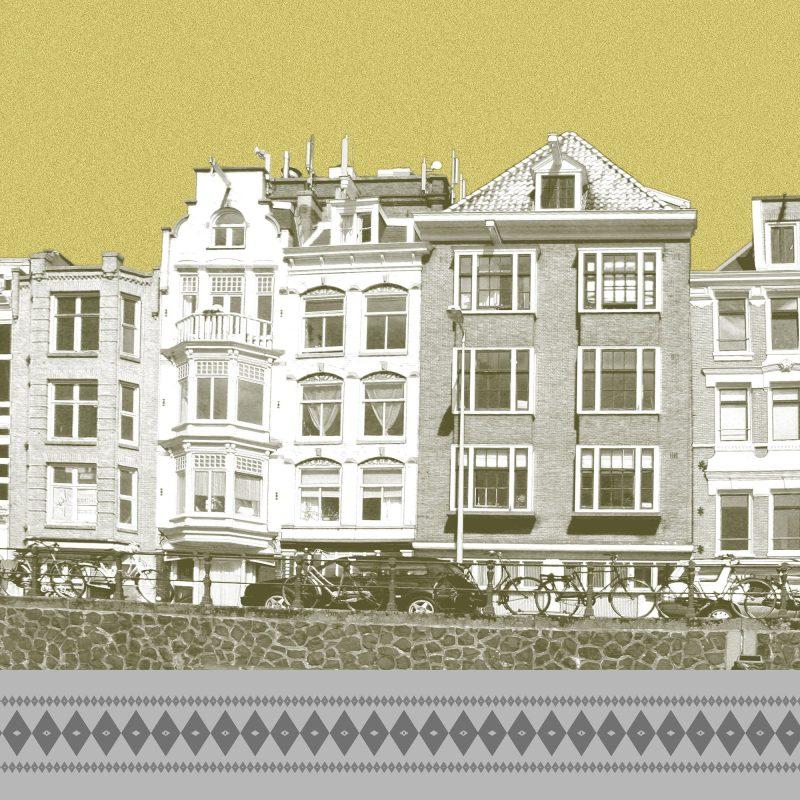 Gula Amsterdam - Studio Caro-lines