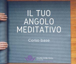 Angolo meditativo