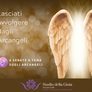 Lasciati avvolgere dagli Arcangeli