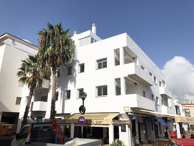 Sitges Residential Building
