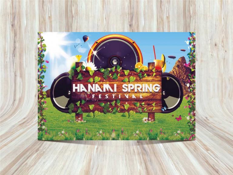 Hanami Spring Festival