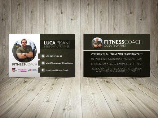 Luca Pisani – Fitness Coach