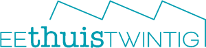 Logo Eethuis twintig vormgeving