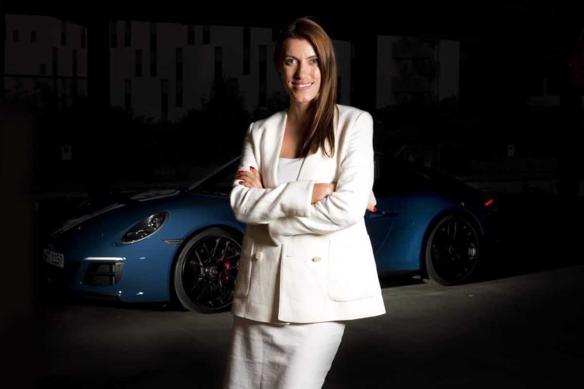 Auto-Shooting Porsche 991