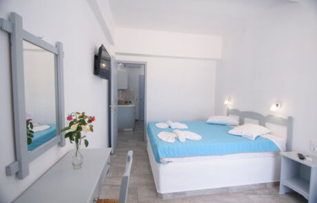 2 rooms studio – 2-4 persons
