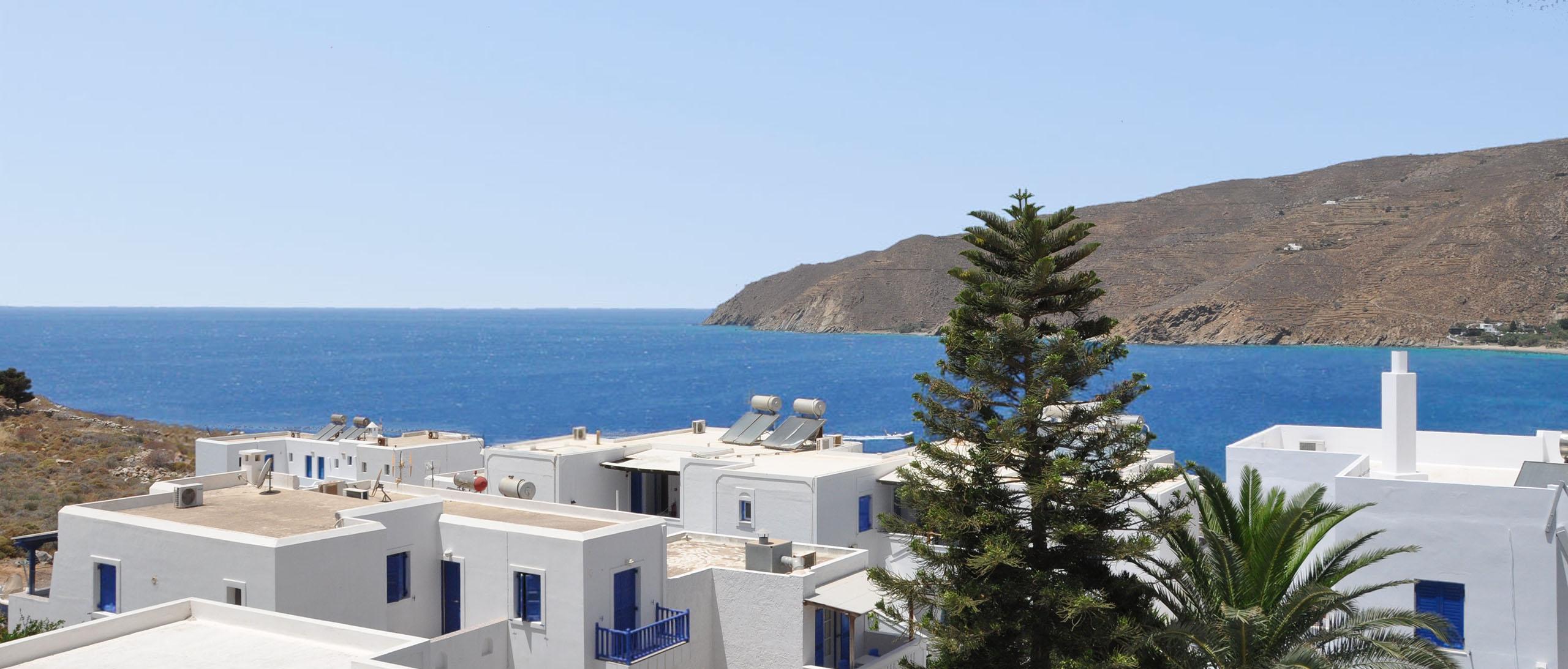 Accommodation Studios Akrogiali Amorgos Greece
