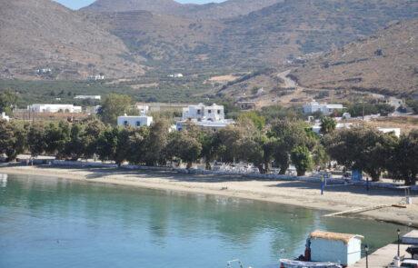 Beach of Aegiali
