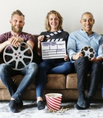Logo do grupo Filmes