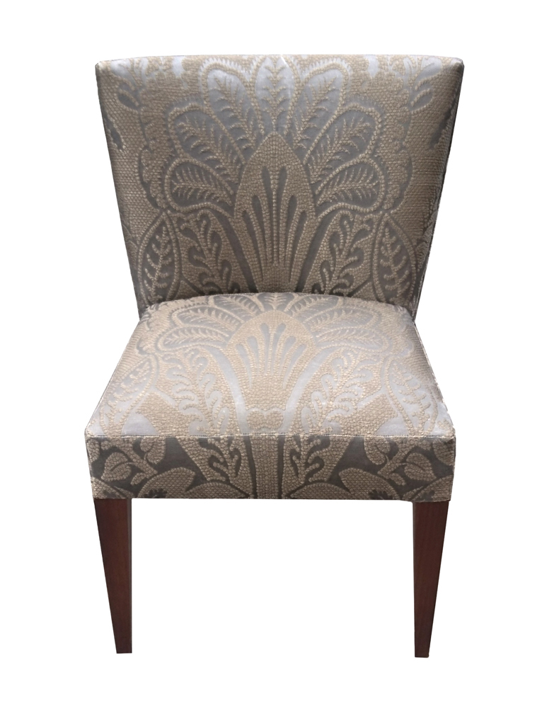 Silk Chair - After Recovery