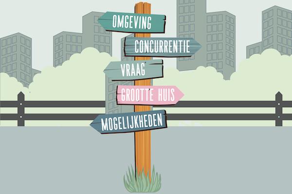 Vakantiehuis in de verhuur: kies je doelgroep!