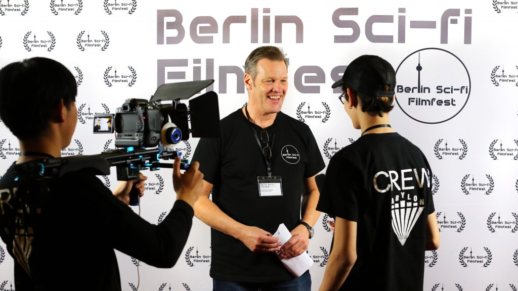 Interview with Anthony Straeger