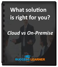 Cost cloud vs on-premise