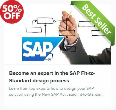 Become an expert in the SAP Fit-to-Standard design process