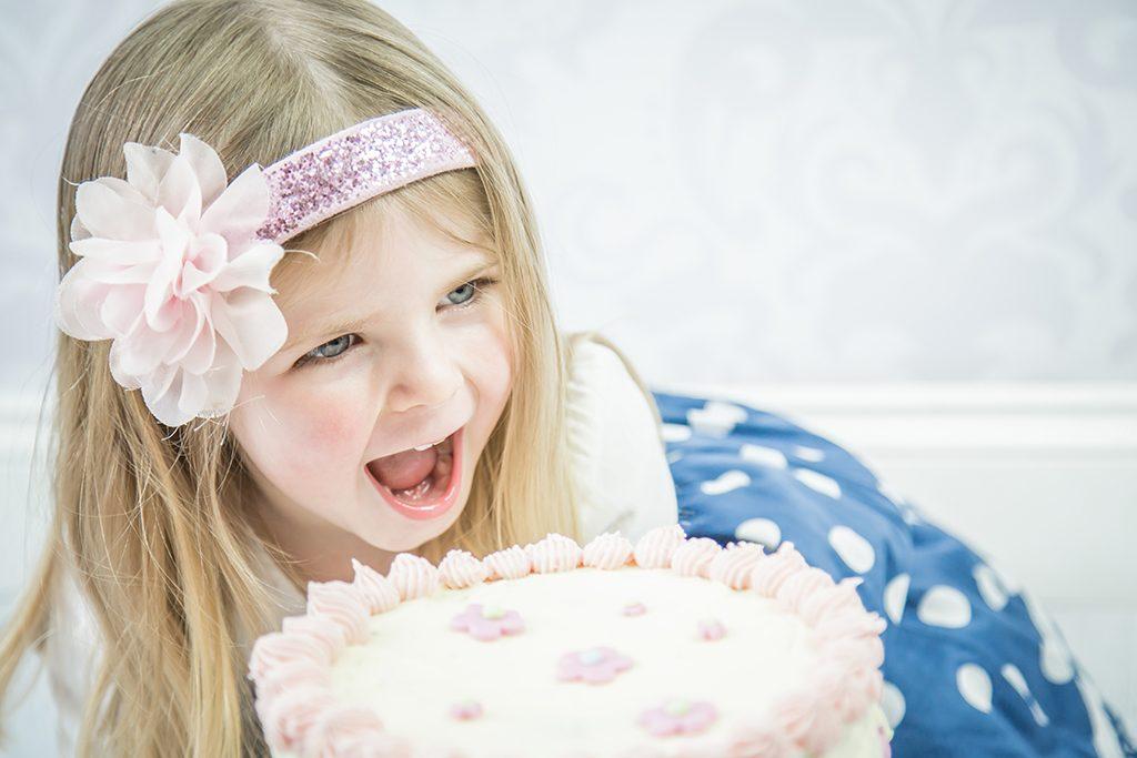 cake smash photography newcastle