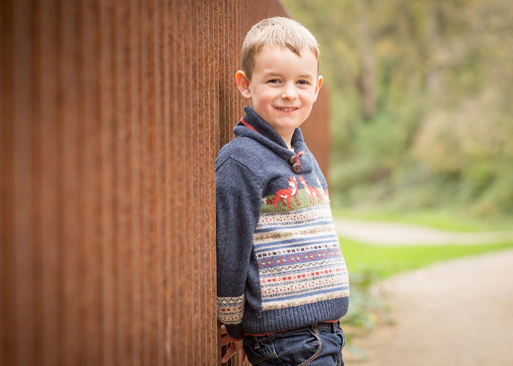 outdoor family photographs